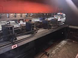 press brake 242 ton amada model hfb 220 4s cnc press brake