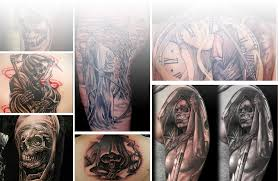 grim reaper tattoos designs u0026 meanings inkdoneright com