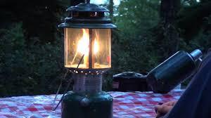 lighting a coleman lantern how to light a coleman lantern youtube