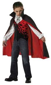 halloween costume with cape kids prince of darkness boys vampire costume 31 99 the