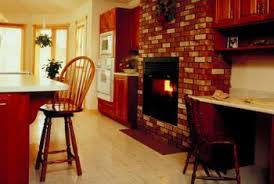 How To Reface A Fireplace by How To Reface A Brick Fireplace And Mantel With Tile Home Guides