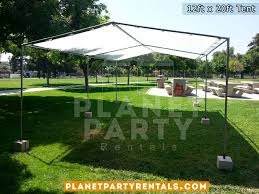 rent a party tent 12ft x 20ft party tent