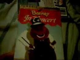 Vhs Barney U0026 Backyard Gang by My Backyard Gang Barney Vhs Tapes Part 2 Youtube
