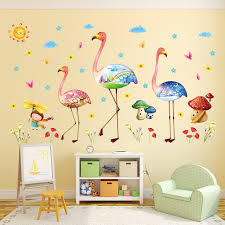 Aliexpresscom  Buy Household Decor Wall Decals Cartoon World Big - Kids rooms decals