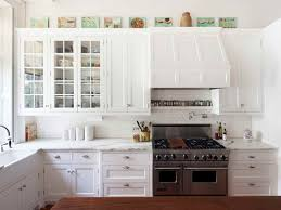Small White Kitchen Cabinets How To Make A Small Kitchen Seem Bigger Range Hoods Inc