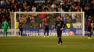 Laliga Table Barcelona Fall To Shock 2 0 Defeat Against Malaga The Indian Express
