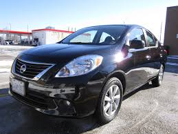 nissan versa dark blue review 2012 nissan versa sl sedan the big small car