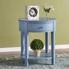 blue nightstands you u0027ll love wayfair