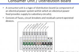 consumer unit wiring diagram 17th edition wiring diagram