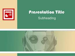 best free powerpoint presentation template 2013 robo template