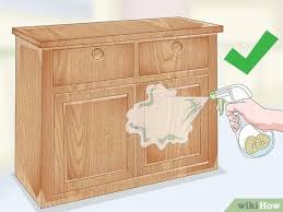 how to clean oak cabinets with tsp how to clean oak cabinets with pictures wikihow