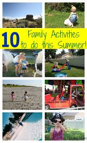 10 outdoor summer activities for families the chirping moms