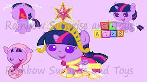 Baby Twilight Sparkle My Pony Transforms Twilight Sparkle Into Newborn Baby