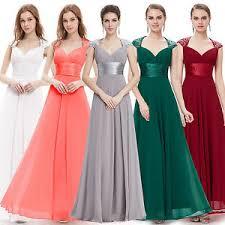 evening wedding bridesmaid dresses pretty bridesmaid dresses chiffon evening wedding prom