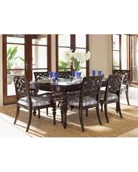 tommy bahama dining table great deals on tommy bahama royal kahala islands edge dining table
