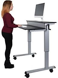 amazon com stand up desk store 60