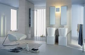 bathroom awesome minimalist bright white bathroom pendant lamps