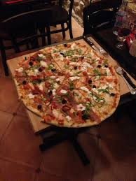 jeux fr cuisine pizza on a testé papelli la plus grande pizza de biba