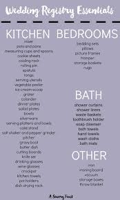make your own wedding registry it s the wedding registry checklist from pink heels pink