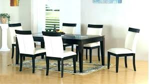 white modern dining table set contemporary kitchen table and chairs gallery of contemporary