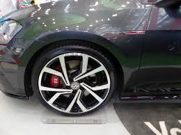 file the tire wheel of volkswagen golf gti clubsport street