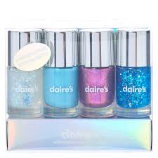 ocean dream nail polish 4 pack claire u0027s