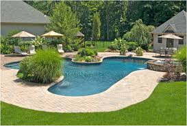 backyards amazing how to landscape a big backyard landscaping
