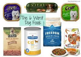 radiofence com blog tag worst dog food brands