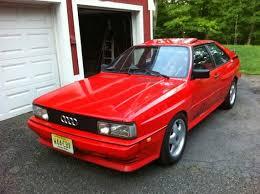1983 audi quattro 1983 audi quattro 20v turbo german cars for sale
