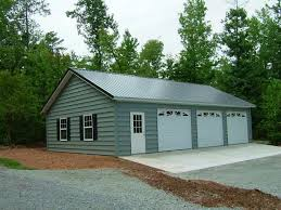 Garage And Shop Plans Would You Buy A Garage Zillow Porchlight Metal Biuldings