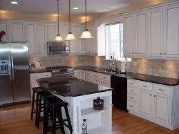 painting oak kitchen cabinets white