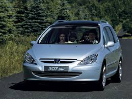 peugeot 307 sw peugeot 307 sw concept 2001 picture 1 of 9