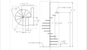 Floor Plans With Spiral Staircase Spiral Plans Page 2 Saragrilloinvestments Com