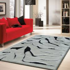 red shaggy rug ikea creative rugs decoration