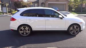 2013 porsche cayenne for sale 2013 porsche cayenne s awd fully loaded in white for sale