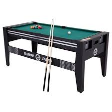 triumph sports pool table triumph 72 inch 4 in 1 swivel table target