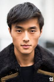 mens square face thin hair styles men hairstyle best hairstyles for asian men ideas about on