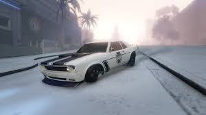modded muscle cars what deserves to be in a muscle car collection gta online