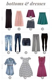 Wardrobe Clothing How To Build A Capsule Wardrobe And Why You Should Wholefully