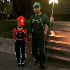 super mario bros halloween costumes i made this year album on imgur