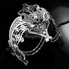 masquerade mask for women luxury filigree metal venetian masquerade mask for women with