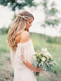 coiffure mariage boheme 10 coiffures dans le vent pour une mariée bohème et romantique