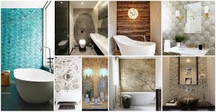 bathroom wall paint ideas unique 7 bathroom with accent wall on accent wall paint ideas