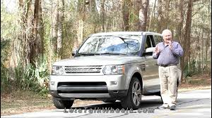 land rover 2011 2011 land rover range rover sport review youtube