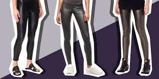 Real Leather Leggings 7 Best Faux Leather Leggings For Fall Spanx U0026 Wilfred Faux