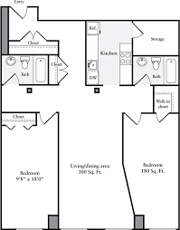 Sample Floor Plan Of A Restaurant Lofts At Kendall Square Apartments In Cambridge Ma Zillow