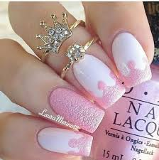 nail designe 45 pretty pink nail designs for creative juice