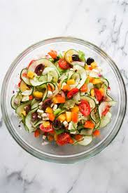 Ina Garten Greek Salad 50 Recipes For Summer Parties Plays Well With Butter