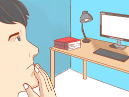 make a corner desk how to make a study space 15 steps with pictures wikihow