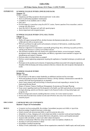 resume templates for college internships in texas college internship resume computer science internship resume